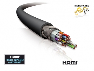 HDMI Kabelrolle Pure 200m