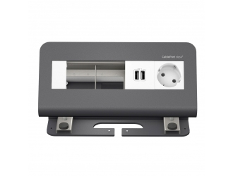 Cable Port desk² 4-fach (USB)
